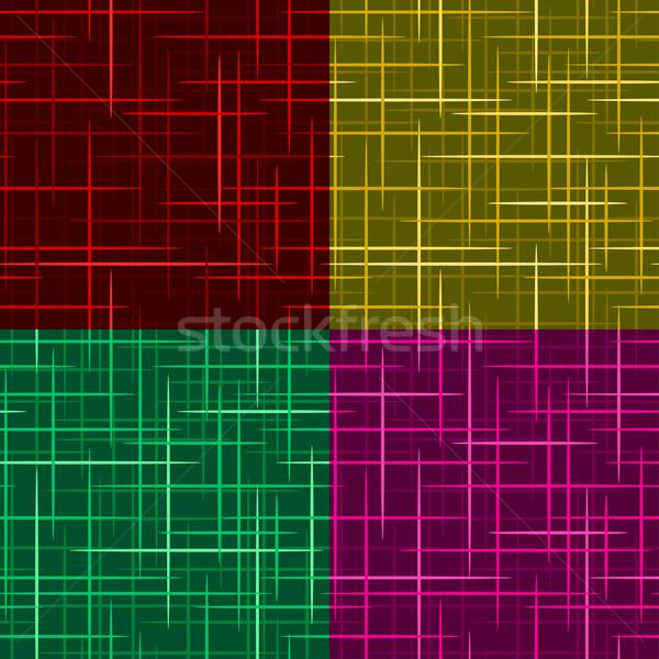 needle pattern Stock photo © riedjal