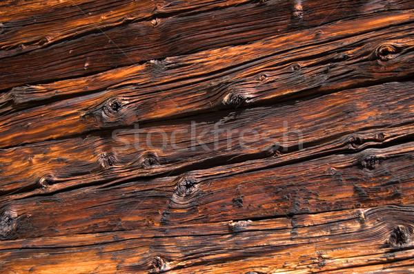 стены сторона старые Сток-фото © rmarinello