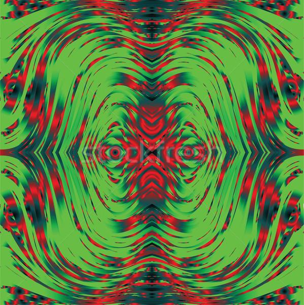 Absztrakt textúra vektor művészet illusztráció terv Stock fotó © robertosch