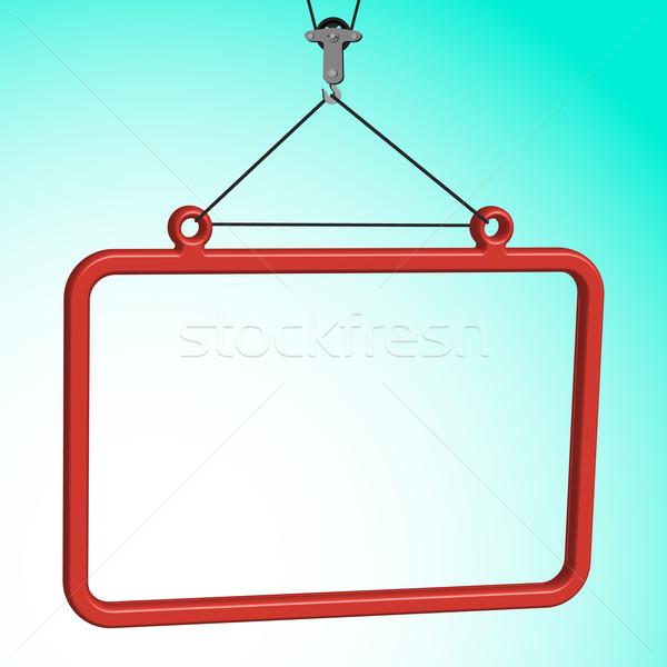 frame hanged Stock photo © robertosch