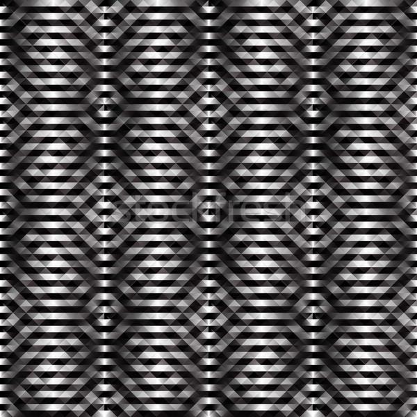 metallic seamless background Stock photo © robertosch