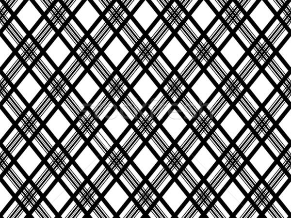 Csíkok végtelenített textúra absztrakt minta vektor Stock fotó © robertosch