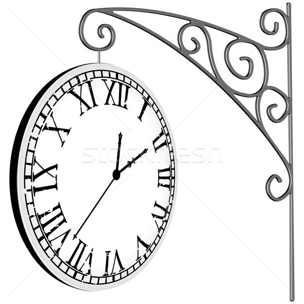 hanged clock Stock photo © robertosch