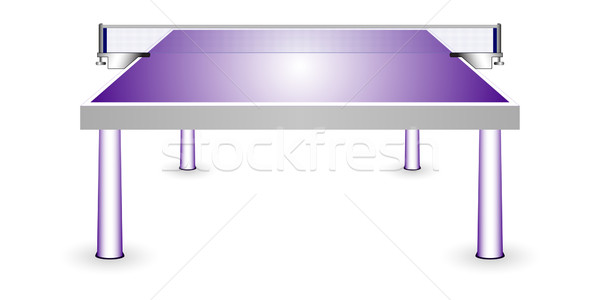 pingpong tennis table Stock photo © robertosch