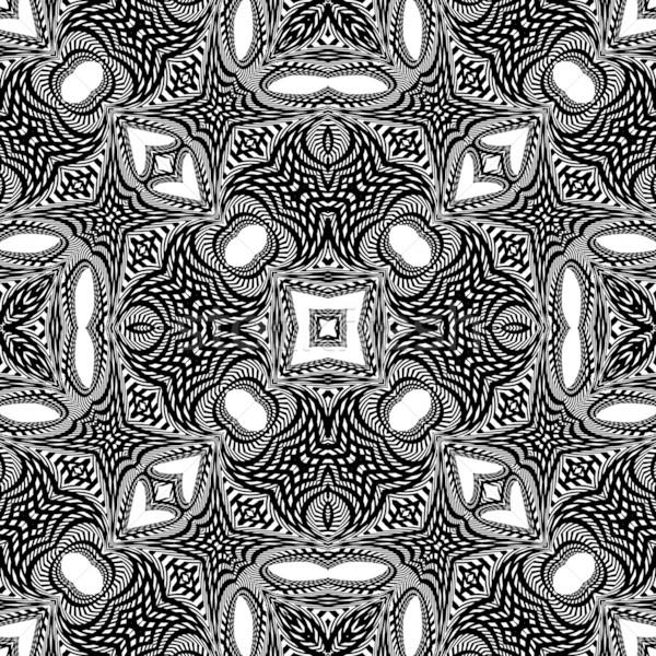 бесшовный текстуры 14 аннотация шаблон вектора Сток-фото © robertosch