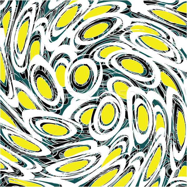 Eieren textuur vector kunst illustratie Stockfoto © robertosch