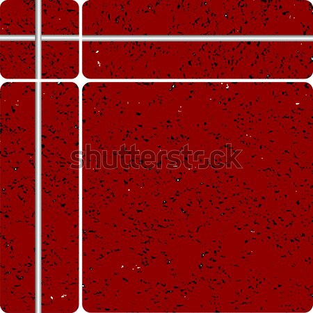 red stone tipe ceramic tiles Stock photo © robertosch
