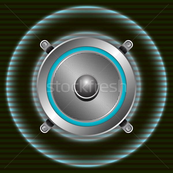 audio system Stock photo © robertosch