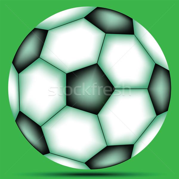 soccer ball Stock photo © robertosch
