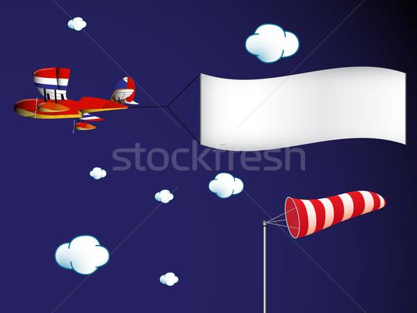 air transportation Stock photo © robertosch