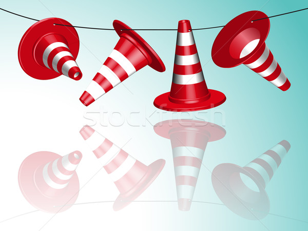 hanged cones Stock photo © robertosch