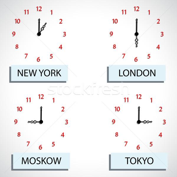time zone hours Stock photo © robertosch