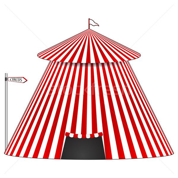 circus tent Stock photo © robertosch