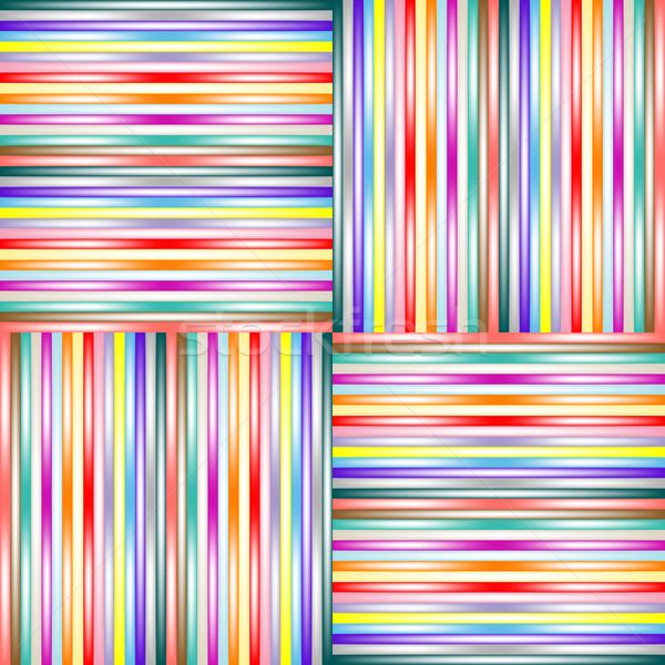 lighted stripes 1 Stock photo © robertosch