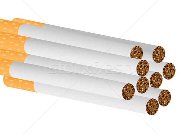 filter cigarettes Stock photo © robertosch