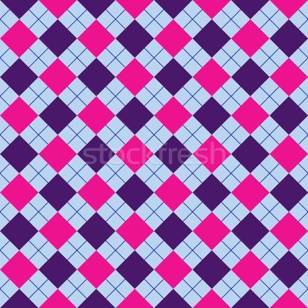 Gemengd paars trui textuur abstract kunst Stockfoto © robertosch
