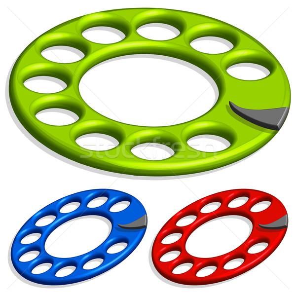 dial disks Stock photo © robertosch