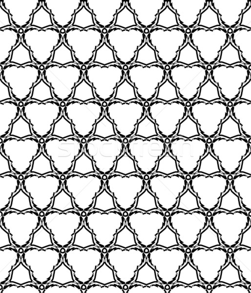 abstract monochromatic seamless pattern Stock photo © robertosch