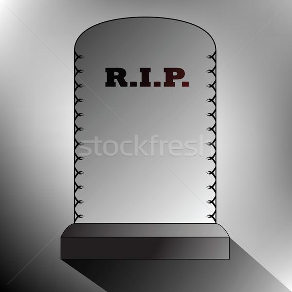 rest in peace Stock photo © robertosch
