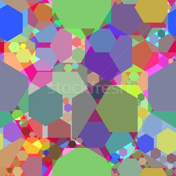 kaleidoscope Stock photo © robertosch