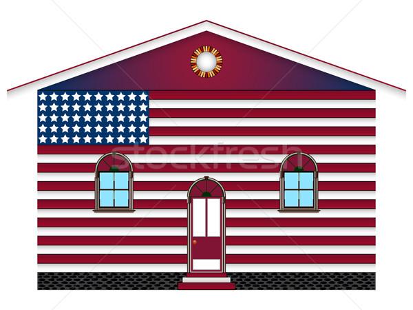 us house Stock photo © robertosch