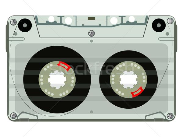 audio tape Stock photo © robertosch