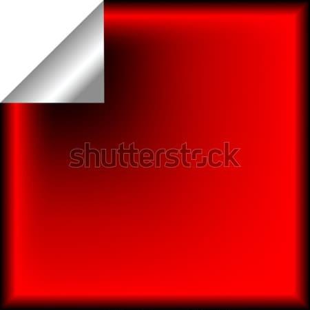 red sticker Stock photo © robertosch