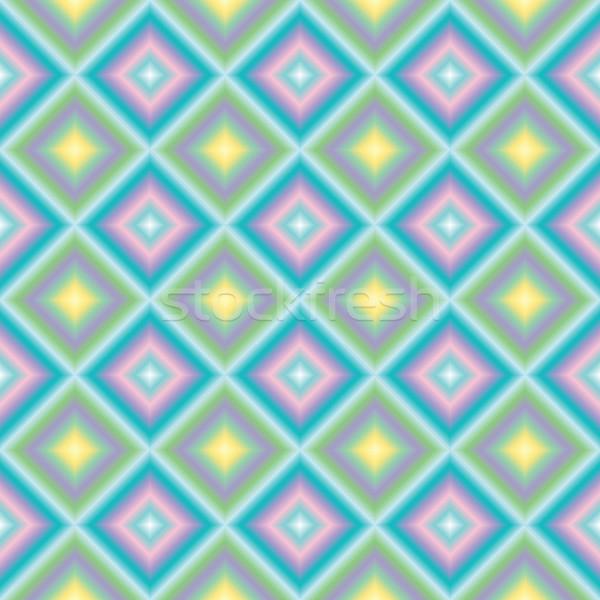 Foto stock: Pastel · vetor · arte · ilustração · textura