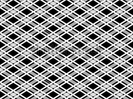 Csíkok végtelen minta absztrakt textúra vektor művészet Stock fotó © robertosch