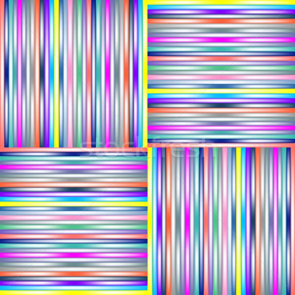 lighted stripes 2 Stock photo © robertosch