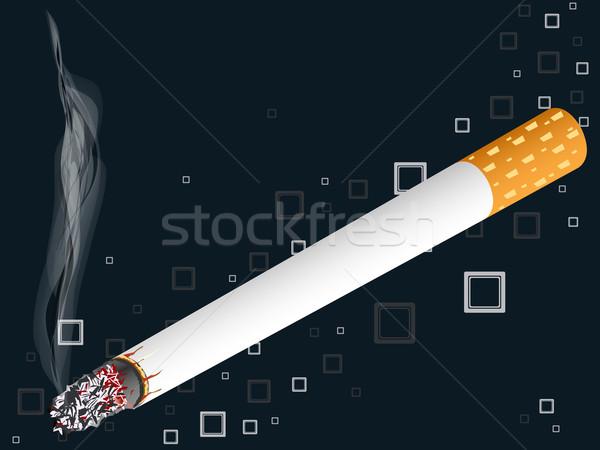 smoking cigarette Stock photo © robertosch