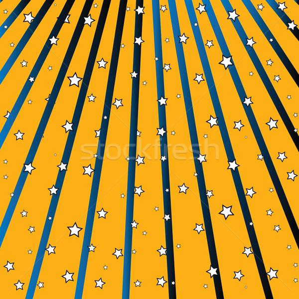 stars fall Stock photo © robertosch