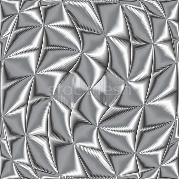 twisted metallic texture Stock photo © robertosch