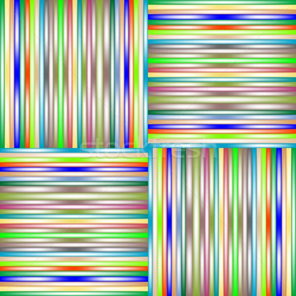 Vector kunst illustratie meer texturen Stockfoto © robertosch