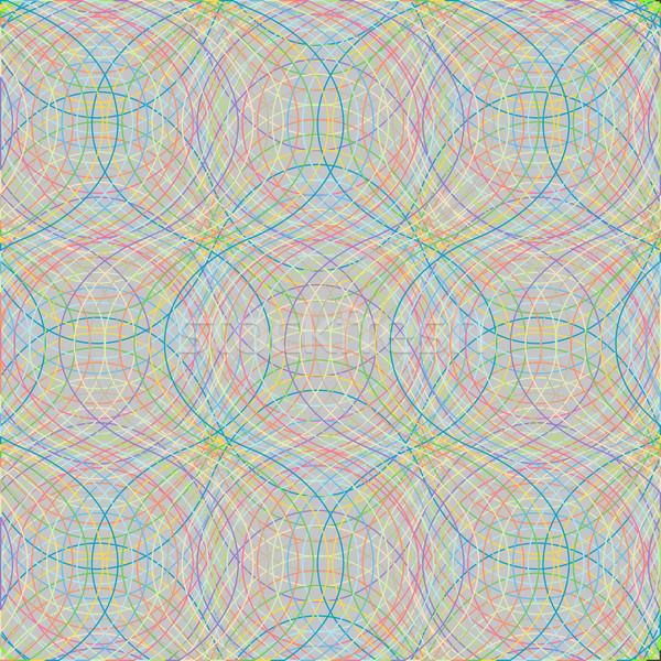waves abstract mesh Stock photo © robertosch