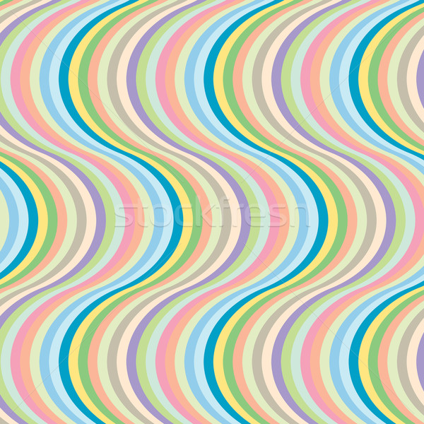 big wave stripes Stock photo © robertosch