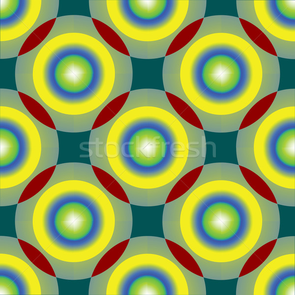 circles and spheres texture Stock photo © robertosch