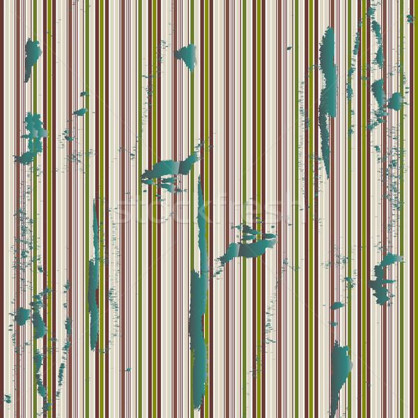 Foto stock: Grunge · verde · metálico · abstrato · arte