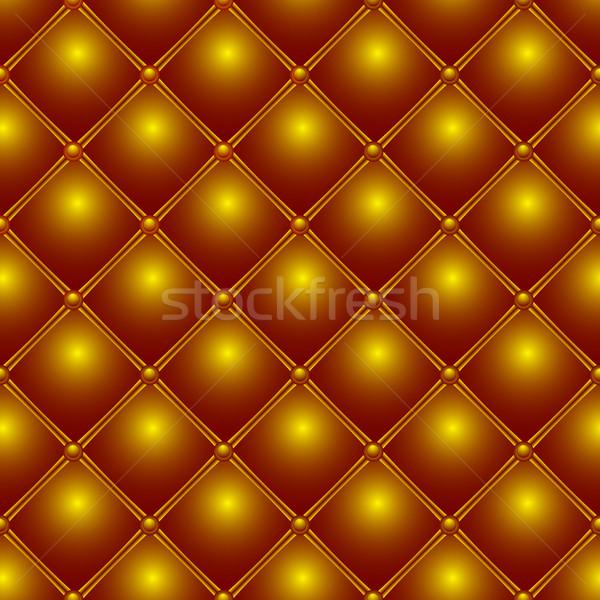 golden metallic pattern Stock photo © robertosch