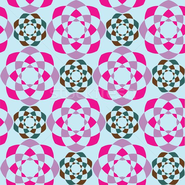 аннотация геометрический искусства иллюстрация текстуры Сток-фото © robertosch