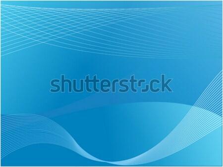 Abstract vector kunst illustratie meer tekeningen Stockfoto © robertosch
