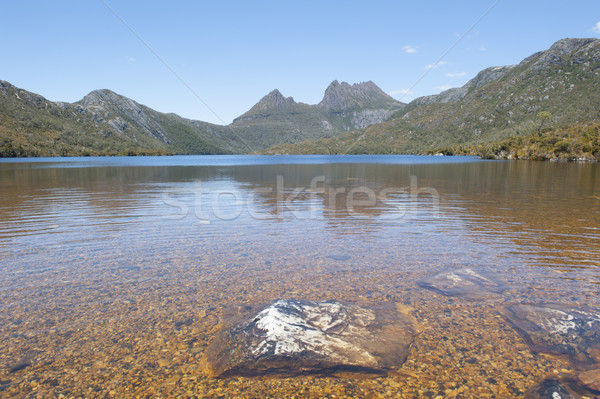 Cradle Mountains National Park landscape Stock photo © roboriginal