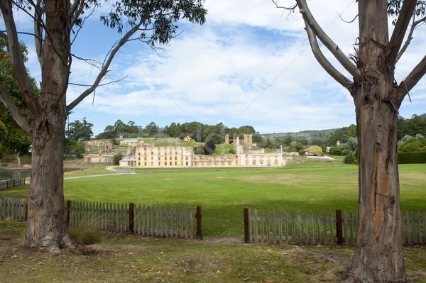 Port musée tasmanie Australie monde Photo stock © roboriginal