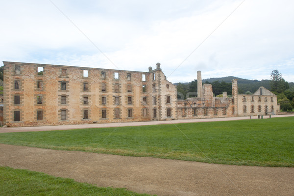Port Arthur World Heritage Site Tasmania Stock photo © roboriginal