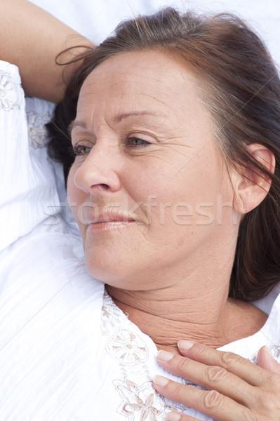 Расслабил зрелую женщину 14 фотография
