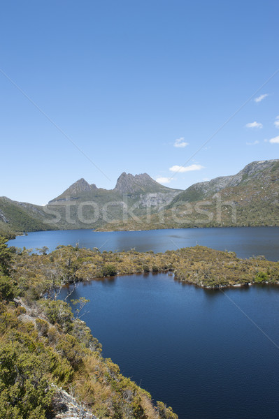 Cradle Mountain Tasmania Australia Stock photo © roboriginal