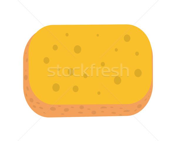 Sponge Vector Illustration in Flat Style Design   Stock photo © robuart