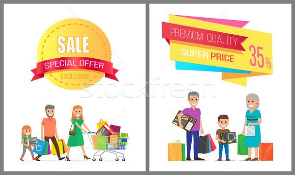 Vente prime qualité super prix Photo stock © robuart