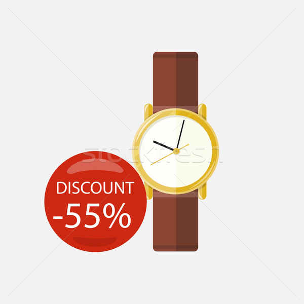 Sale of Household Appliances Watches Stock photo © robuart