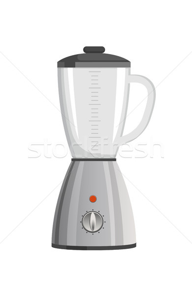 Modern Powerful Blender with Speed Regulation Stock photo © robuart